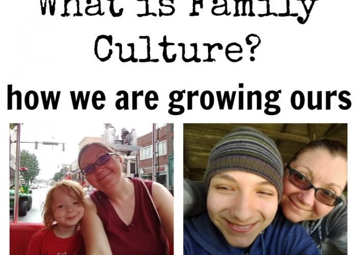 What is Family Culture?